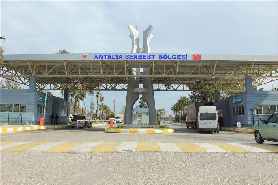 Antalya Serbest Bölge Müdürlüğü
