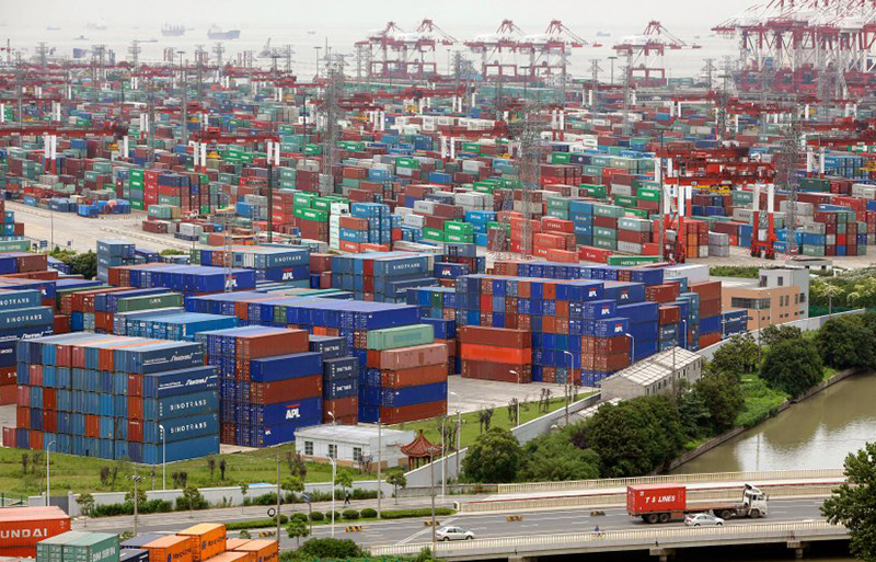 shanghai-limanı